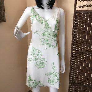 Emporio Armani Silk Summer Dress